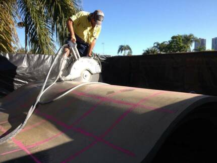 Concrete Cutting Business For Sale - Gold Coast