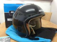Spada Open Face Motorcycle Helmet - XL