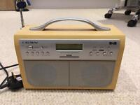 Crown FM/DAB radio