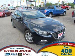 2014 Mazda MAZDA3 GX | CLEAN | MUST SEE