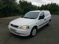 Vauxhall Astra vans LS CDTi 1.7 diesel manual with long MOT and good running order