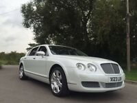 BENTLEY FLYING SPUR FOR HIRE!! WEDDINGS, PROM, BIRTHDAYS, PHOTO / VIDEOSHOOT. NO JOB TOO SMALL!!