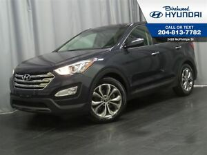 2013 Hyundai Santa Fe Limited AWD W/ Winter Tires