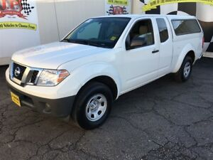 2014 Nissan Frontier S, Extended Cab, Automatic