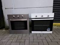 Electric built in oven £95 each fully reconditioned, 6 months warranty & 1 year pat test