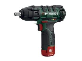 Cordless Impact Wrench Drive Compact Unit Lightweight Workshop Travel Road Car Bus Taxi Steel Wheels
