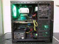 ★High Spec 6Core/GTX 770 SC 2GB/2TB HDD/8GB Ram/4k Ready Gaming Pc★