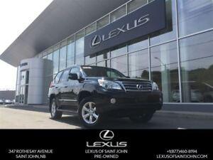 2012 Lexus GX 460 Premium Pkg in MINT condition