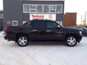2007 Chevrolet Avalanche LTZ 4WD ''WE FINANCE EVERYONE''