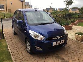 Hyundai i10 2013 low mileage 9074 £4500