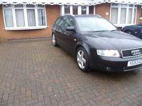 CHEAP 2003 53 Plate Audi A4 Avant 1.9 TDI SPORT Estate 130 BHP