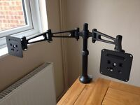 Humanscale M7 Dual LCD Monitor Arm