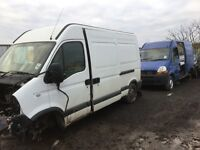 Renault master Vauxhall movano spare parts available