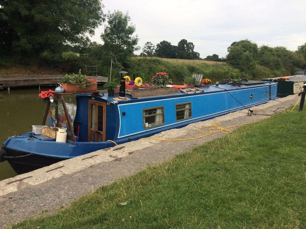 58ft Narrowboat