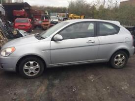 Hyundai Accent 06 for breaking