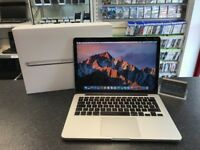 "MacBook Pro Retina 13"" 2014 Intel Core i5 8GB RAM 128GB SSD"