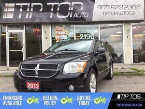 2012 Dodge Caliber SXT ** Heated Seats, Low KMs, Automatic **