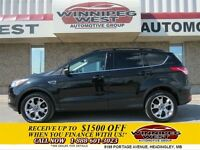 2013 Ford Escape Tuxedo Black SEL 4x4, Nav, Leather, Sunroof, Re
