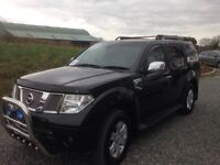 Nissan Pathfinder 7 seats 4x4 full leather ( Audi, bmw jeep)