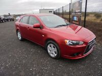2011 Mitsubishi Lancer GS D4D - 54,000 miles - Finance Available