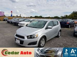 2012 Chevrolet Sonic LS - Managers Special