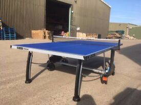 Cornilleau Performance 400M Crossover Outdoor Table Tennis Table (Very Good Condition - Assembled)