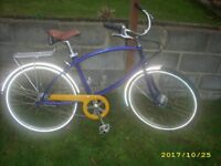 Pashley Parabike Tube Rider Cruiser Style Town Commuter Bike Excellent Cost £595 May Deliver