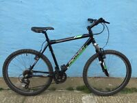 "Python Rock 18"" mountain bike"