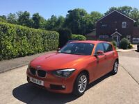 BMW 1 Series 2.0 116d SE Sports Hatch (s/s) 5dr
