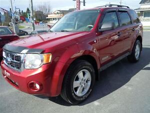 2008 Ford Escape XLT 3.0L