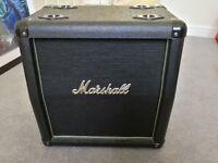 MARSHALL 1X10 Angled Guitar Speaker Cab