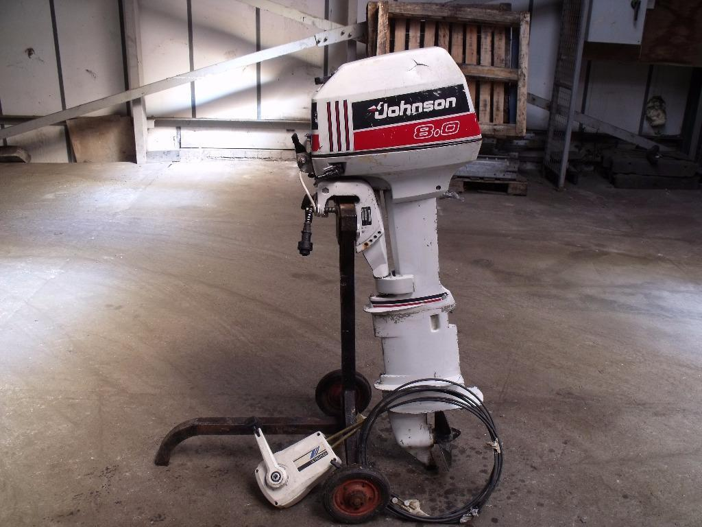 Johnson 8 hp outboard long shaft in dunoon argyll and for 10 hp outboard jet motor