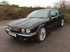 2004 Jaguar XJR 4.2 Supercharged V8 - rare performance Jag with incredible spec and full jag history