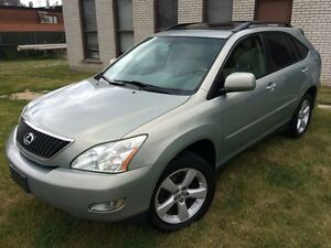 2007 Lexus RX 350 LOW MILLAGE !! LEATHER !! SUNROOF
