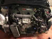 Fiat 500 875cc engine