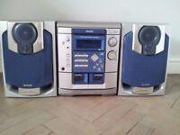 Digital audio system AIWA NSX-SZ500