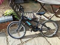 BMX bike girl or boy 8 to 12 years old