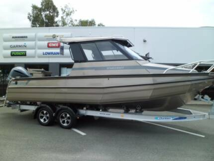 Stabicraft 2400 Supercab + Yamaha F225 225hp 4-Stroke *NEW* Boondall Brisbane North East Preview