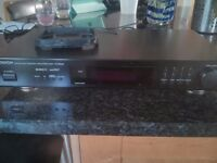 Denon AM FM Stereo Tuner Radio Separate with Instruction Manual - Quality +++ RRP £129