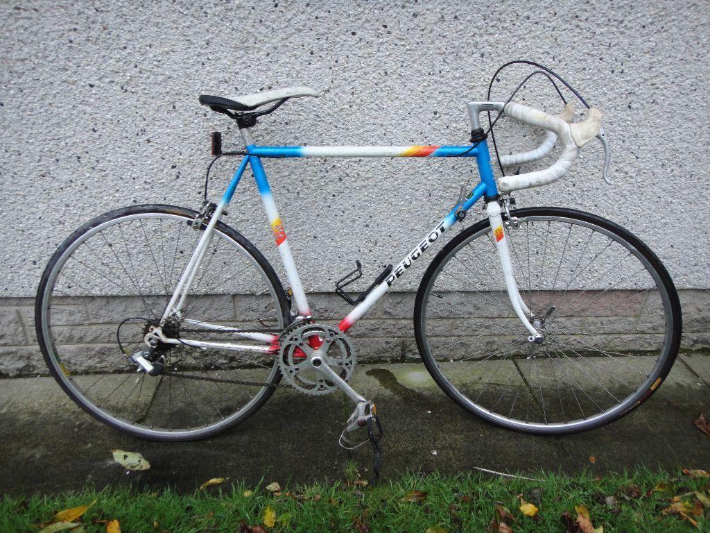 white peugeot bike best seller bicycle review. Black Bedroom Furniture Sets. Home Design Ideas