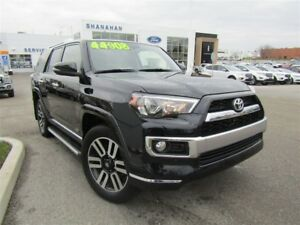2016 Toyota 4Runner SR5 Limited | LEATHER | 7 PASSENGER |