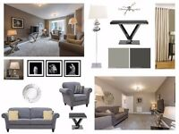 Local Interior Designer that will transform any room and add a WOW factor!