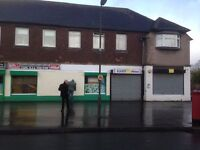 SHOP UNIT TO LET