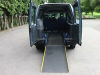 2007 Peugeot Expert DISABLED WHEELCHAIR RAMP ACCESSIBLE DIESEL, Disability Mobility Vehicle, Van