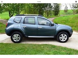 Dacia Duster 2013 low mileage