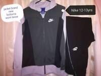 Nike boys track suit 12-13