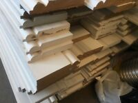 MDF torus Skirting board