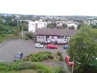 2 bed flat east kilbride to Edinburgh or surrounding areas