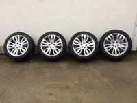 """21"""" Land Rover Range Rover Alloy Wheels"""