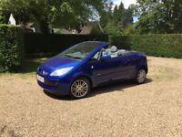Mitsubishi Colt Cabriolet: low mileage, reliable, fun car with electric roof